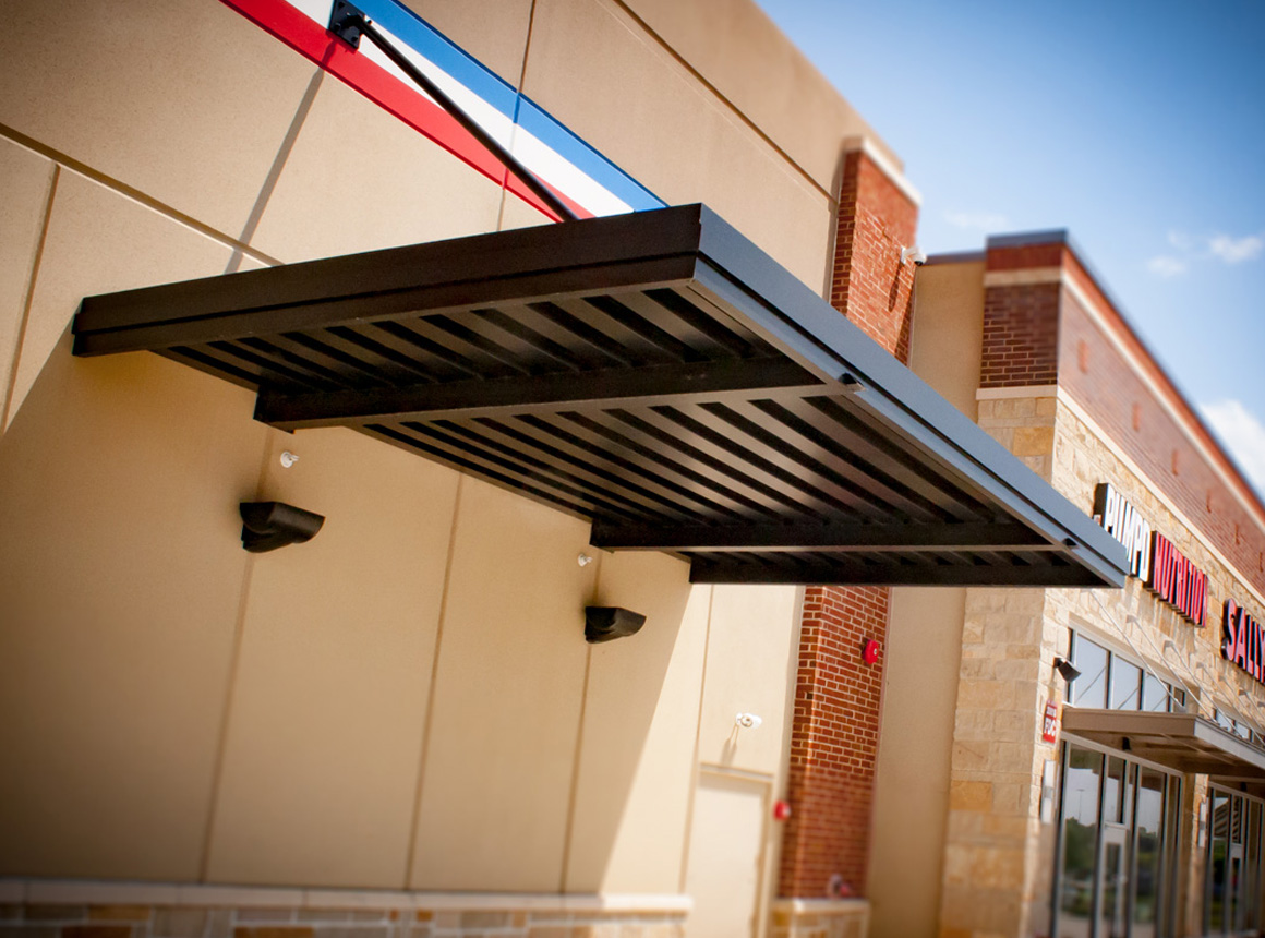Metal Awnings & Canopies